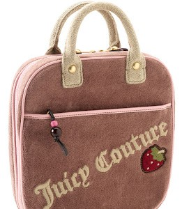 Juicy Couture Strawberry Fields Cosmetic Organizer