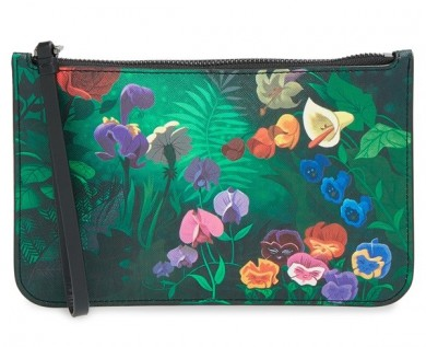 Alice in Wonderland The Roxy 20 Wristlet