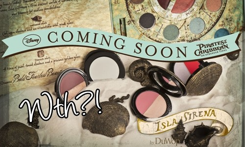 WTH?  Still?  Hello DuWop Sirena Collection Can You Make It To My Makeup Stash This Summer?