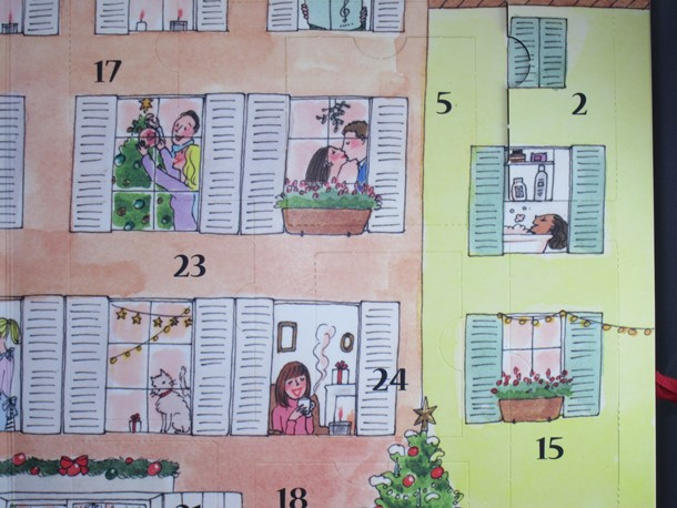 L'Occitane Holiday 2015 Advent Calendar 8