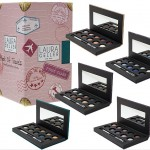 Laura Geller Book of Travelers 5 Palette Shadow Library Back for Holiday 2015