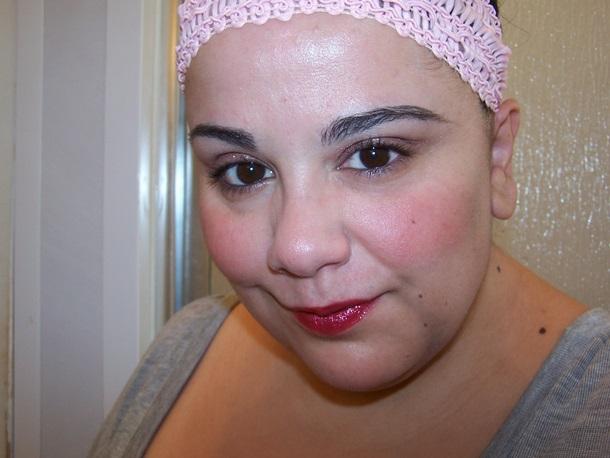 Lipstick Queen All That Jazz Lipstick fotd