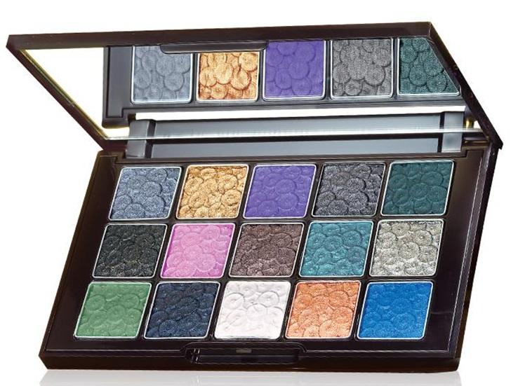 Mark Dream Sequins Shimmering Eyeshadow Palette
