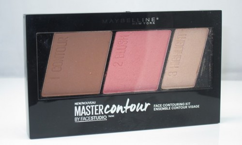 Maybelline Master Contour Compact Review & Swatches