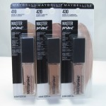 Maybelline Master Prime Long-Lasting Eyeshadow Base Review & Swatches