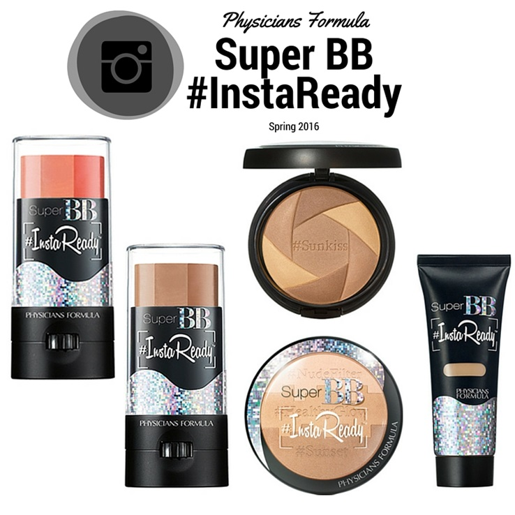 Physicians Formula Super BB #InstaReady for Spring 2016