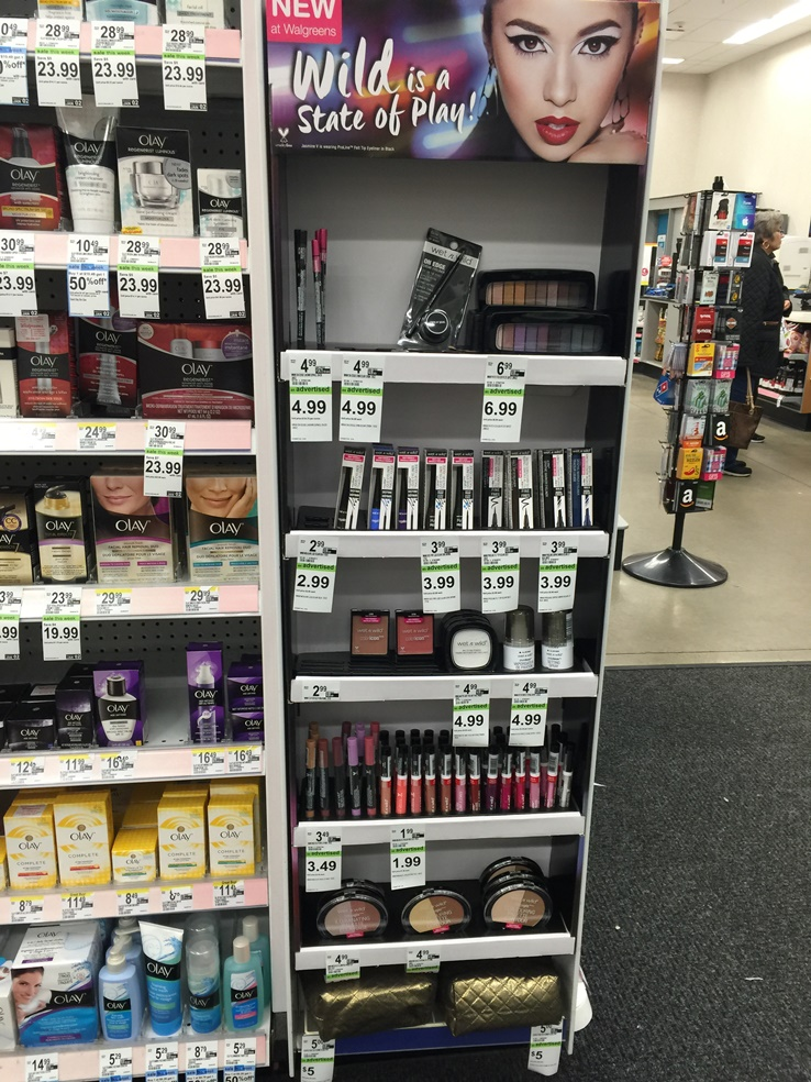 Wet n Wild Spring 2016 Arrives At Walgreens