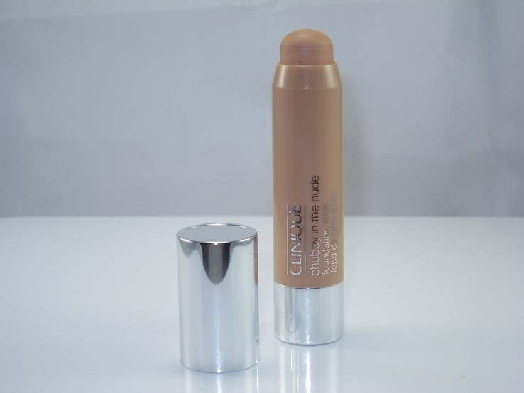 Clinique Chubby in the Nude Foundation Stick Review & Swatches
