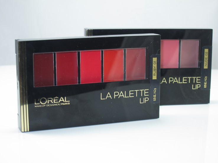 Color Riche La Palette Lip - Pink by L'Oreal #15