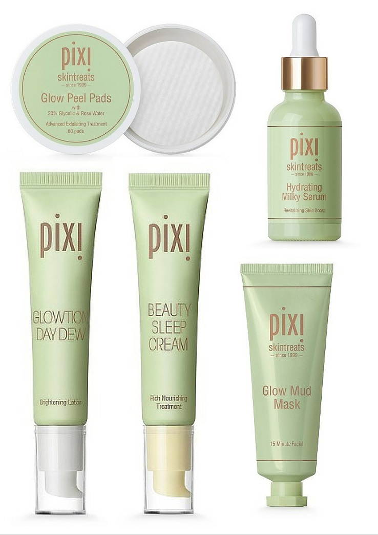 Pixie Skincare Collection