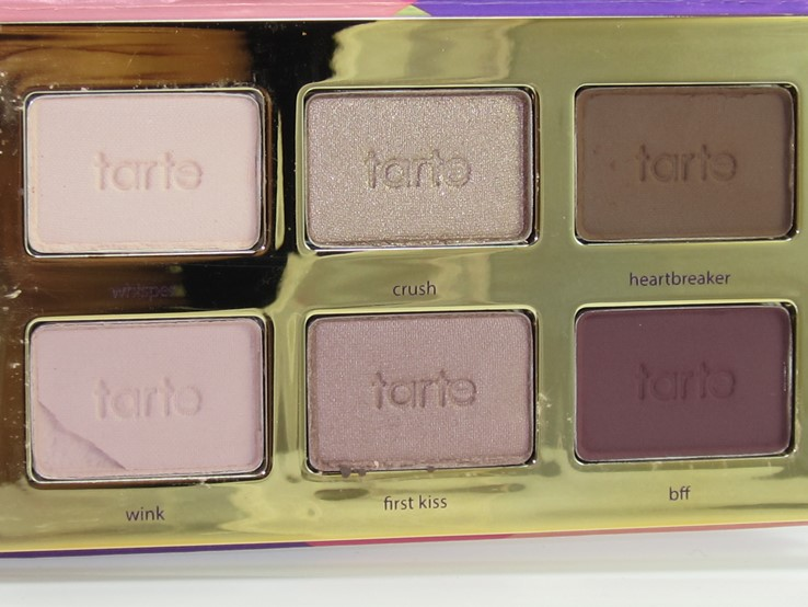 Tarte Tartelette Tease Eyeshadow Palette Review & Swatches