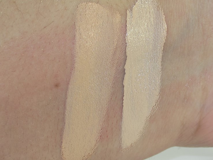 Wet n Wild Illumi-Naughty Highlighting & Concealing Pen Swatches (A Happy Medium & Posting Nude)
