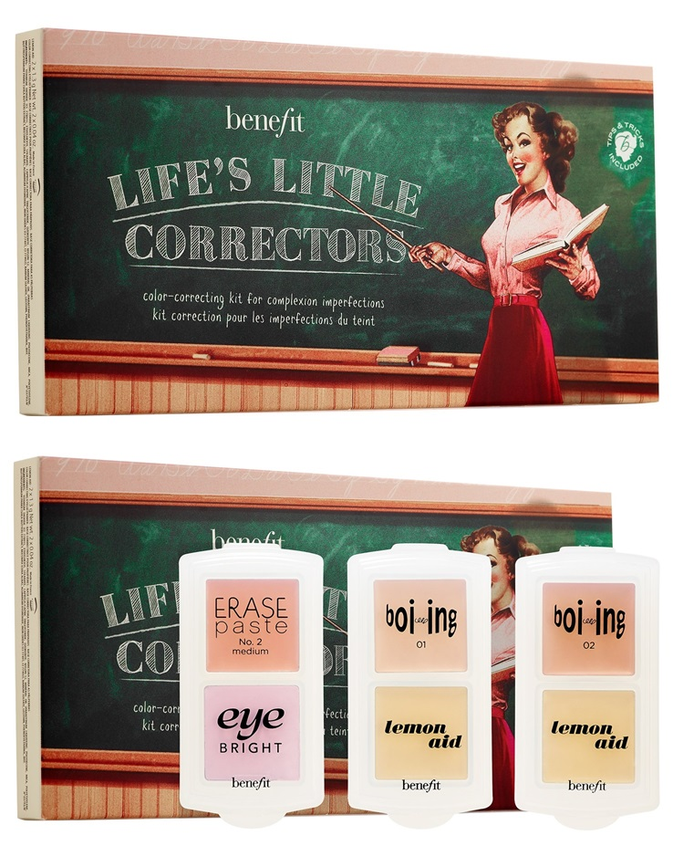 Benefit?s Life?s Little Correctors Color Correcting Kit for $20 Bucks!