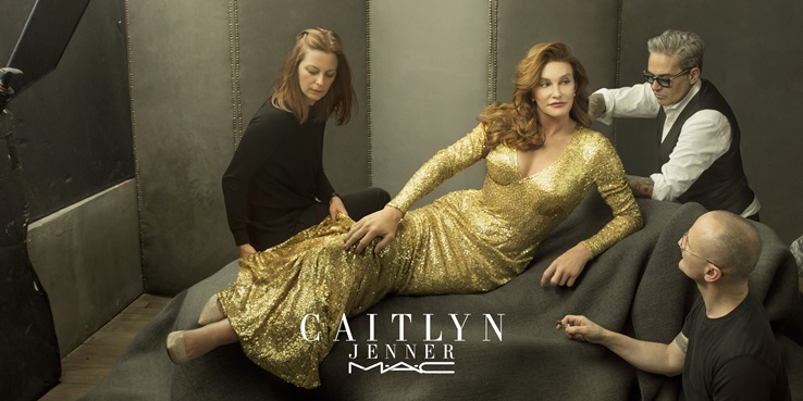 MAC x Caitlyn Jenner Coming in April