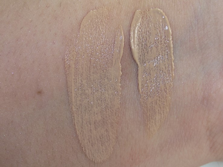 Neutrogena Healthy Skin Anti-Aging Perfector Swatches (Light To Neutral)
