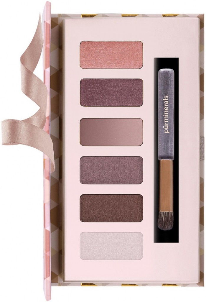 Pur Minerals Au Naturel Glowing Days and Smoldering Nights for Spring 2016