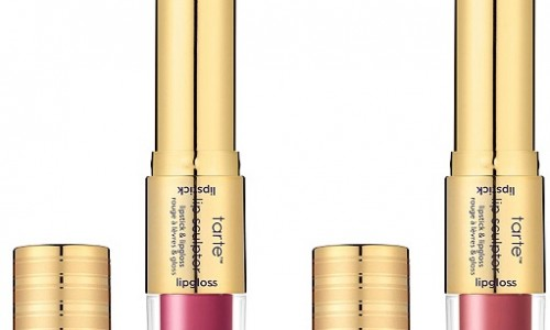 Tarte The Lip Sculptor Lipstick & Lipgloss Duo for Spring 2016