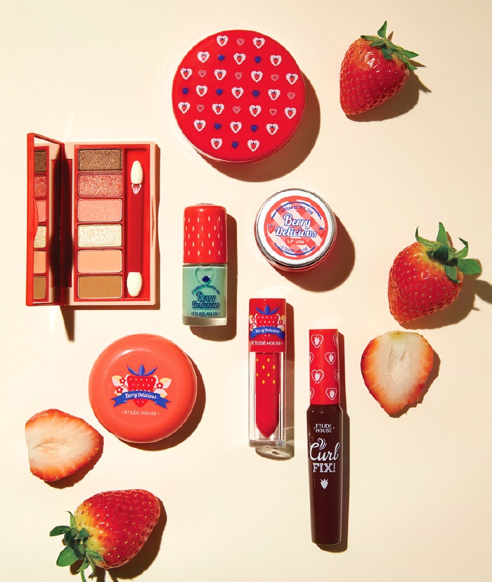 Etude House Berry Delicious for Spring 2016