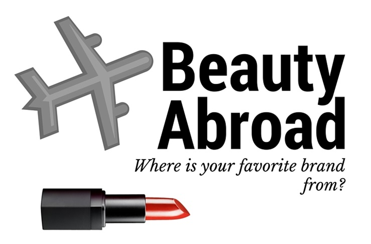 What's Your Favorite Country for Makeup and Fragrance?