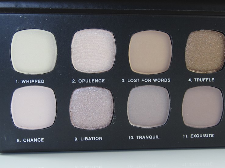 Bare Minerals The Nature of Nudes Eyeshadow Palette
