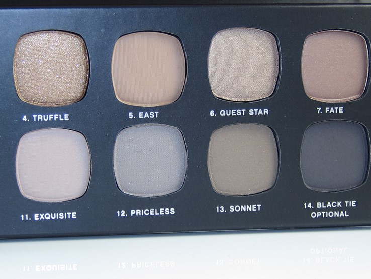 Bare Minerals The Nature of Nudes Ready Eyeshadow Palette15