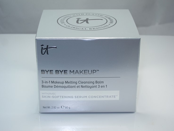 It Cosmetics 3-in-1 Makeup Melting Cleansing Balm1