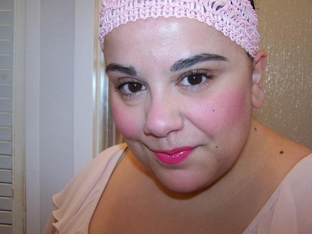 Revlon Pink Amethyst Ultra HD Lip Lacquer fotd
