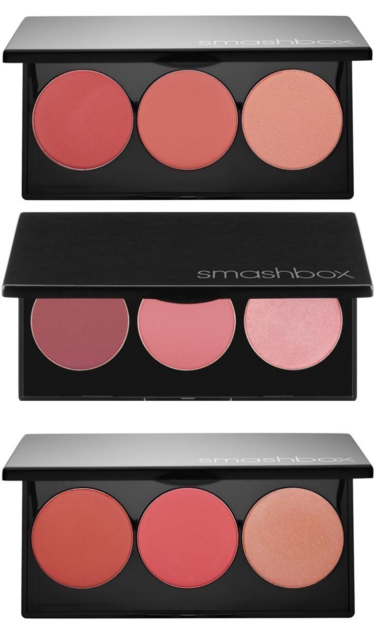 Smashbox L.A. Lights Blush & Highlight Palette