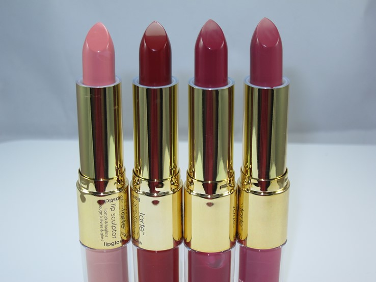 Tarte The Lip Sculptor Lipstick & Lipgloss3