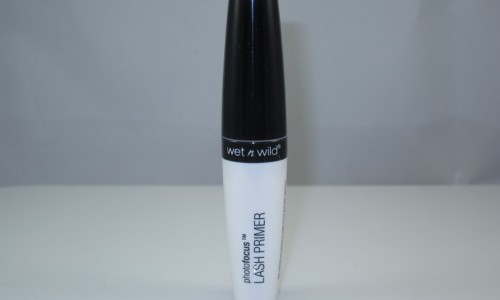 Wet n Wild Lash Primer Review