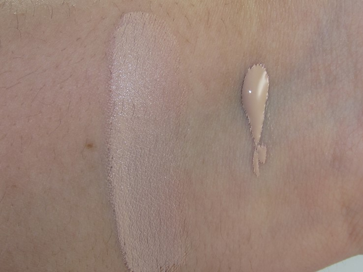 Edward Bess Undo Time Blurring Concealer swatches