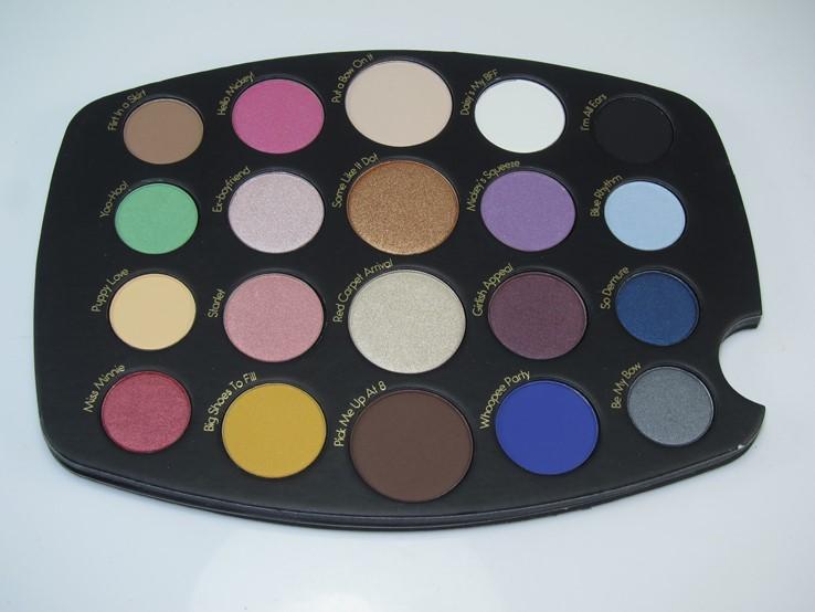 Sephora Minnie's World in Color Eyeshadow Palette14