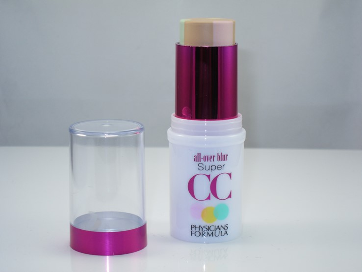 Physicians Formula Super CC Color-Correction + Care All-Over Blur Primer Stick3