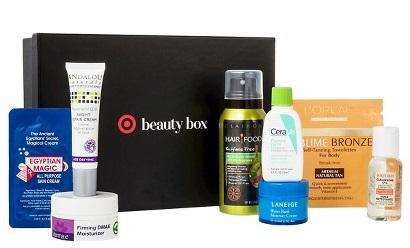 Target May Beauty Box