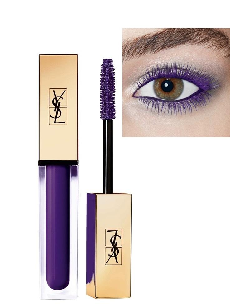 Yves Saint Laurent Mascara Vinyl Couture in Craze Purple