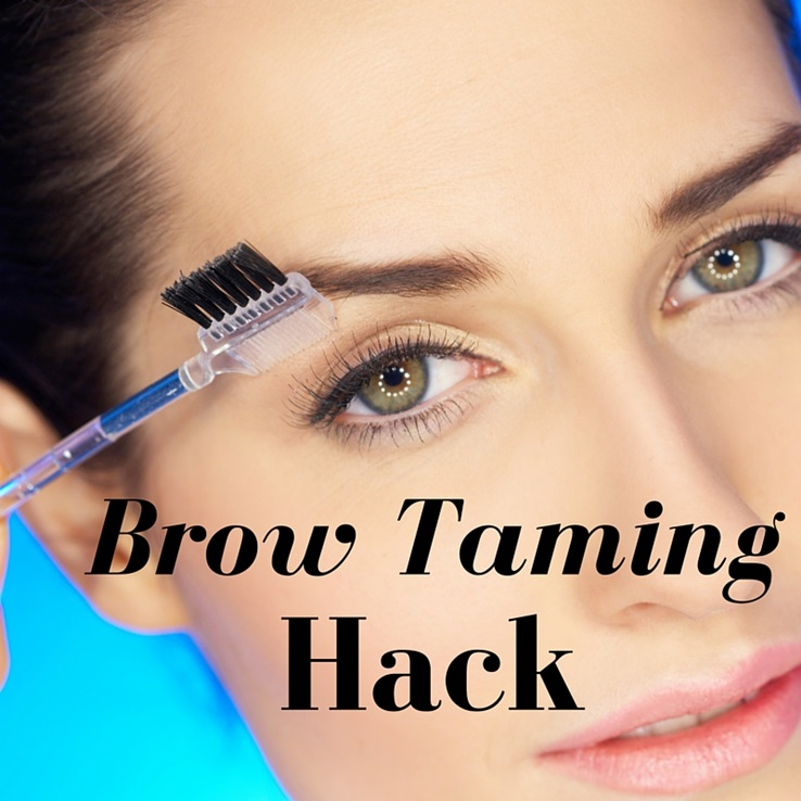 Brow Taming Hack Musings Of A Muse