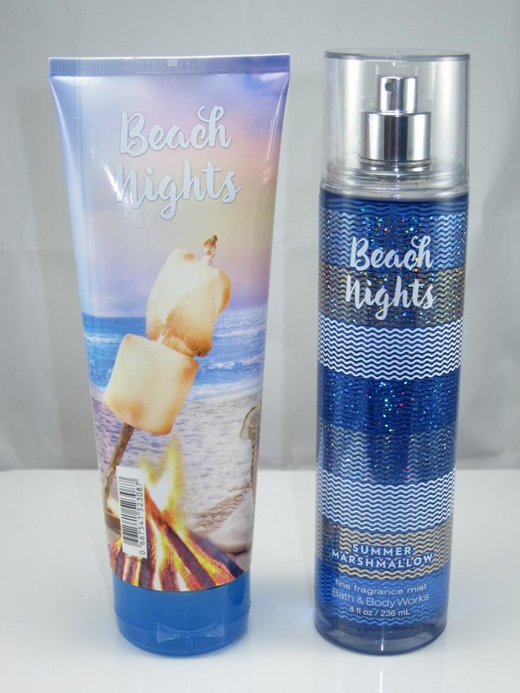 bath and body works beach nights