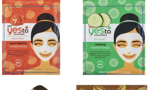Yes to Introduces New Sheet Masks and Mud Masks