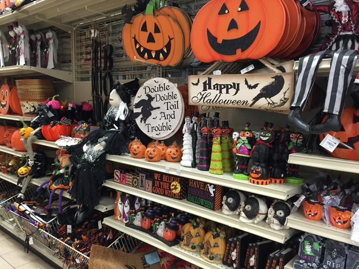 Michaels Christmas Tree Store And More Fall Halloween