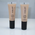 Inglot Cream Concealer Review & Swatches