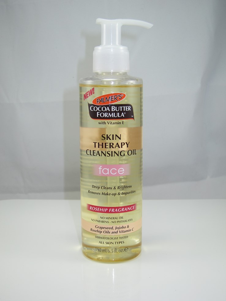 Palmer's Skin Therapy Cleansing Oil