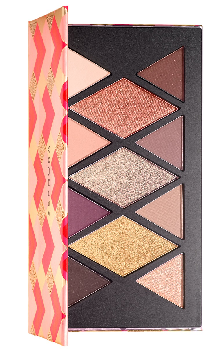 Sephora Holiday 2017 Makeup Palettes