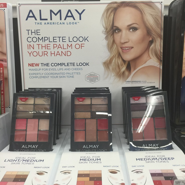 Almay the Complete Look Coordinated Makeup Palettes Launch