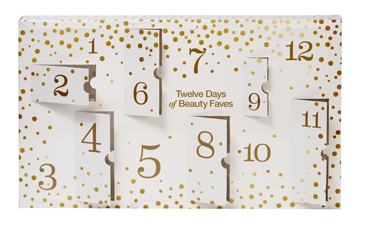 Target 12 Days of Beauty Faves Advent Calendar Upcoming