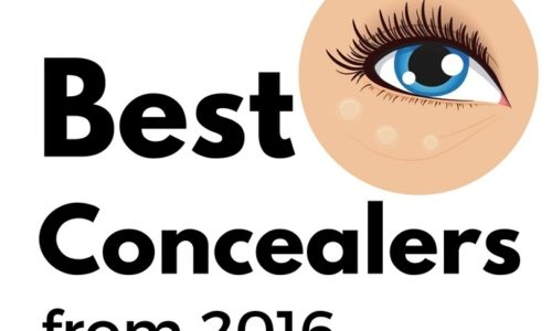 Best Concealers From 2016