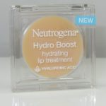 Neutrogena Hydro Boost Hydrating Lip Treatment Review & Swatches