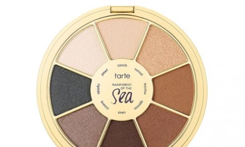 Tarte Rainforest of the Sea Eyeshadow Palette Vol. II Now Available