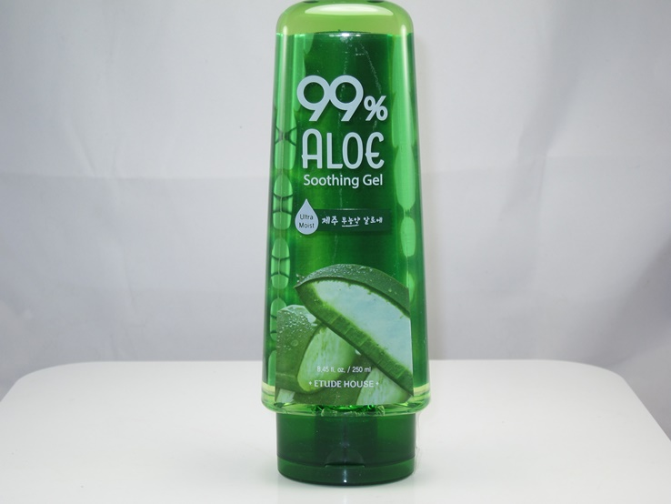 Etude House 99% Aloe Soothing Gel Review
