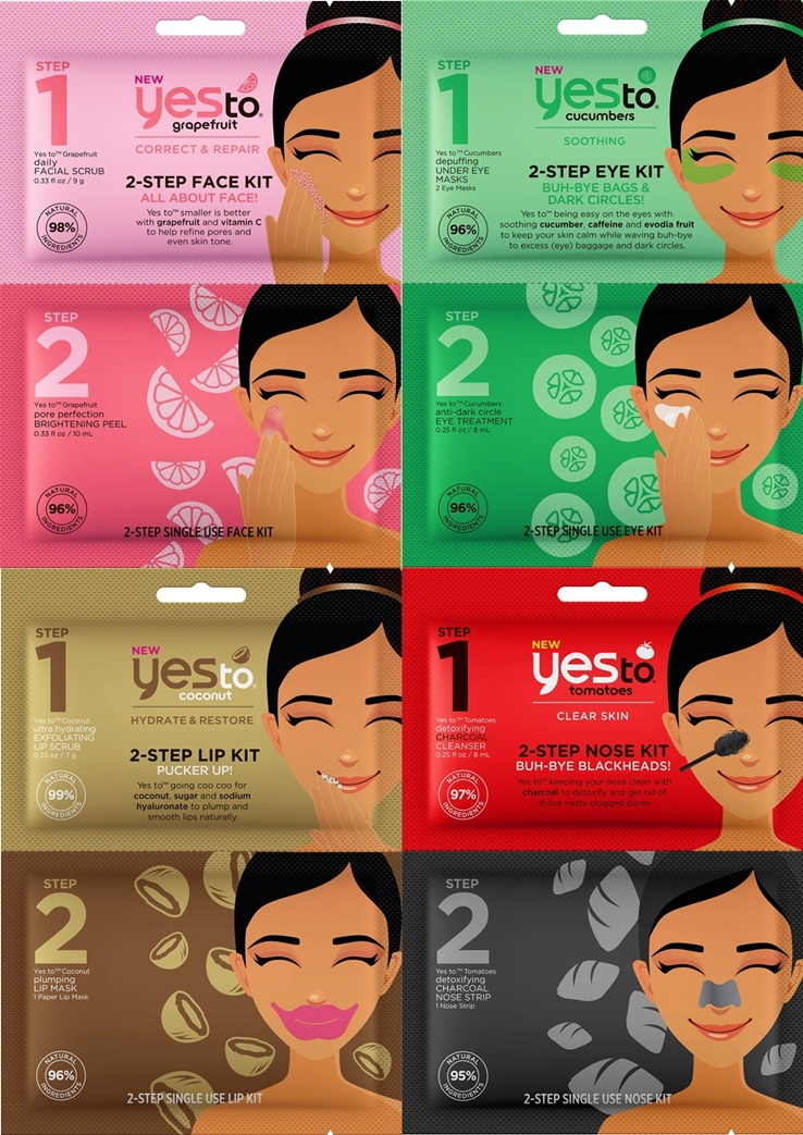 yes to 2 step mask