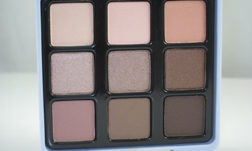 Kiko Less Is Better Eyeshadow Palette Review & Swatches